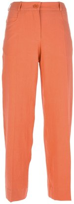 Carven straight wide leg trouser