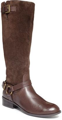 Lauren Ralph Lauren McLeod Wide Calf Riding Boots