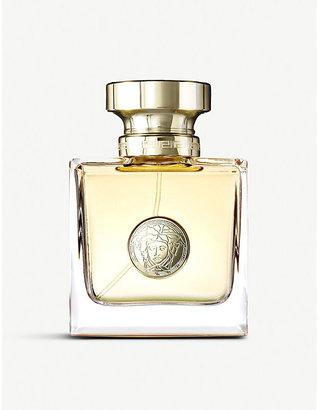 Versace Pour Femme eau de parfum, Women's, Size: 50ml