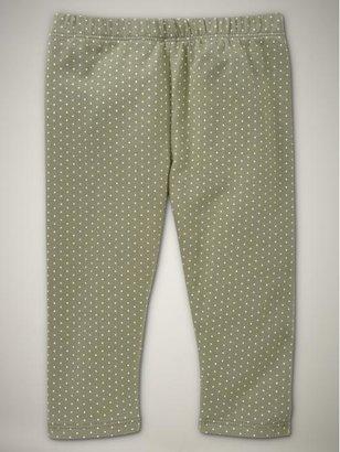 Gap Crochet trim leggings