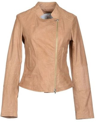 Kaos TWENTY EASY BY Leather outerwear
