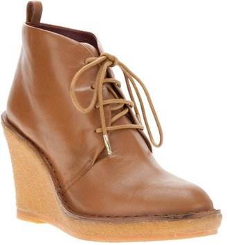 Marc by Marc Jacobs wedge bootie