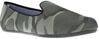 Charles Philip camouflage slipper