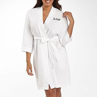 JCPenney adonna® Kimono Robe, Monogrammable