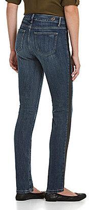 Code Bleu Chloe Skinny Tuxedo Jeans