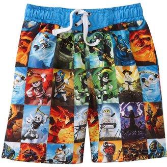 Lego ninjago swim trunks - boys 4-7