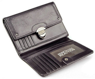Kenneth Cole Reaction Leather Indexer Wallet