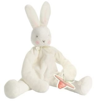 Bunnies by the Bay Infants White Silly Buddy -Smart Value