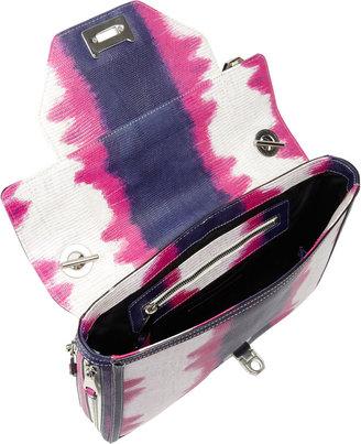 Rebecca Minkoff Lizard-Embossed Allie Bag