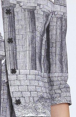 Dolce & Gabbana Temple Print Jacket