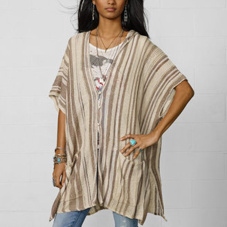 Denim & Supply Ralph Lauren Striped Caftan Sweater