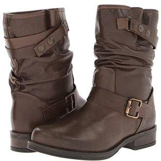 Eric Michael Laguna (Brown) Women's Pull-on Boots