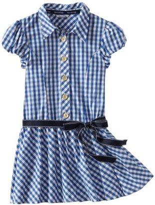 Hartstrings Girls 2-6x Check Dress