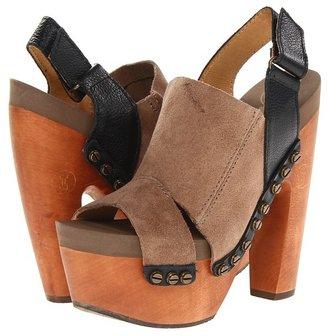 Flogg - Danylle (Ash Suede) - Footwear