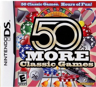 Nintendo Destineer Inc 50 More Classic Games DS)