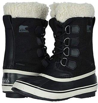 Sorel Winter Carnival (Black/Stone 1) Women's Cold Weather Boots