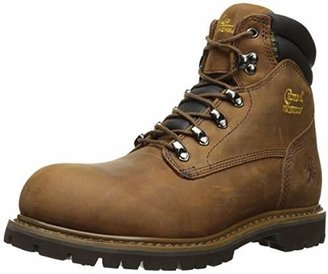 "Chippewa Men's 6"" Waterproof Insulated Comp Toe 55074 Lace Up Boot"