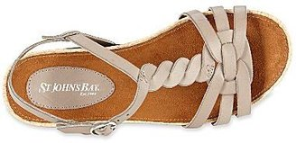 JCPenney St. John's Bay® Rainbow Womens Sandals