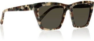 Prism Sydney square-frame acetate sunglasses