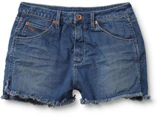 True Blue Hi Tides Denim Shorts