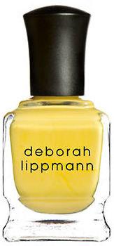 Deborah Lippmann Walking On Sunshine Nail Polish