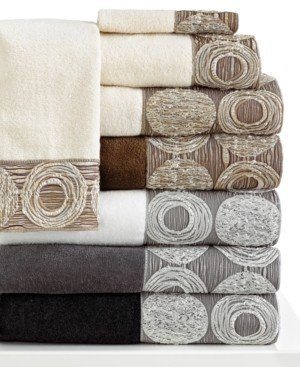 Avanti Bath Towels, Galaxy Fingertip Towel Bedding