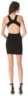 David Lerner Cutout Mini Dress