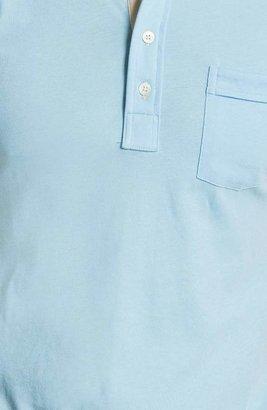 Billy Reid Pensacola Slim Fit Polo