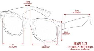 Fantas-Eyes Tortoise Retro Round Sunglasses
