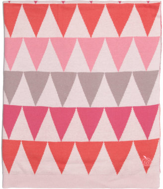 Bonnie Baby Geometric Stripes Blanket