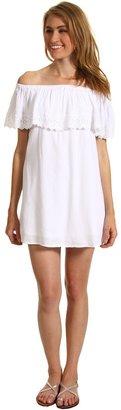 Billabong Summer Dayz Dress (White) - Apparel