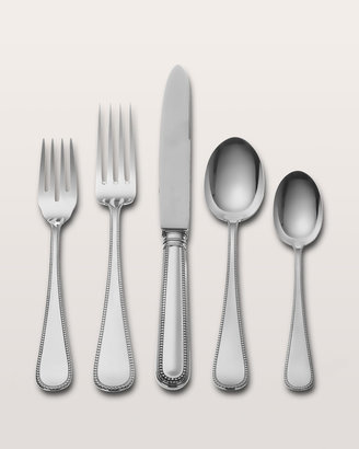 """Horchow 66-Piece """"Palatina"""" Sterling Silver Flatware Service"""