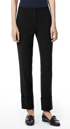 Theory Indra Pant in Reedly Stretch Virginwool