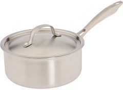 Cuisinart GreenGourmetTM 2 Qt. Saucepan with Cover