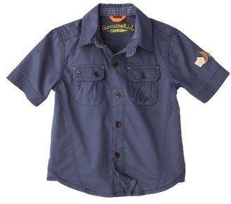 Genuine Kids from OshKoshTM Infant Toddler Boys' Short-Sleeve Button Down Shirt