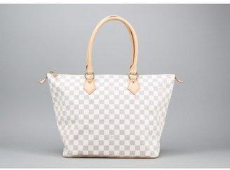 Louis Vuitton excellent (EX Damier Azur Saleya MM Handbag