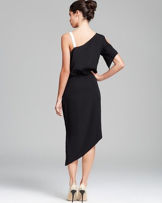 Madison Marcus Dress - Conquer One Shoulder