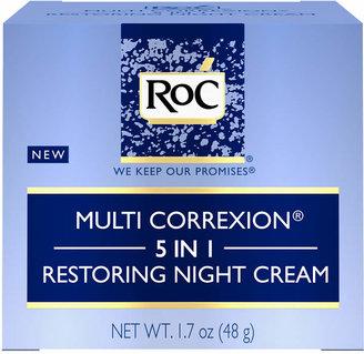 Roc Hexinol Multi Correxion 5 in 1 Restoring Night Cream