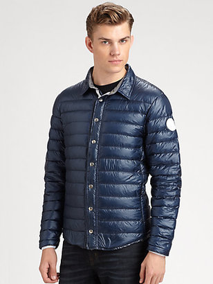 Canada Goose Beaconsfield Down-Filled Shirt