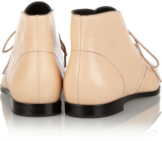 Alexander Wang Elin leather ankle boots