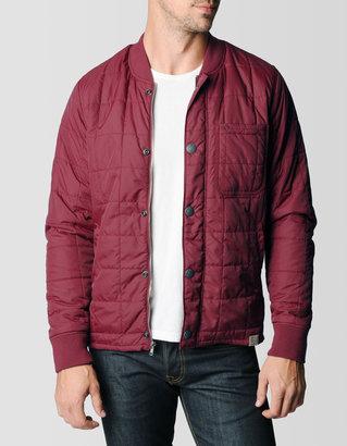 True Religion Quilted Nylon Mens Jacket