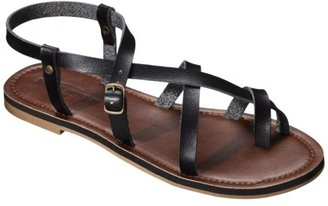 Mossimo Women's Lavinia Slide - Black