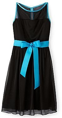 Ruby Rox Dreamy Illusion Dress - Girls 6-16