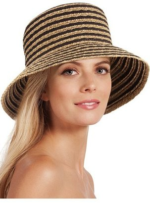 Eric Javits Women's 'Braid Dame' Hat - Black
