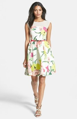 Ted Baker Iberis' Print Dress