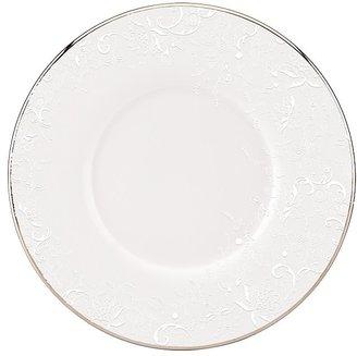"""Marchesa by Lenox """"Porcelain Lace"""" Tea Saucer"""