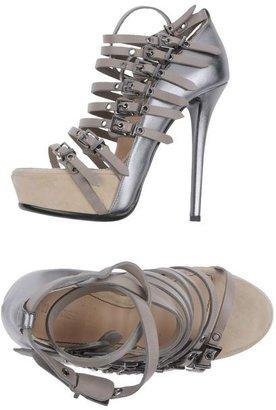 Haider Ackermann Platform sandals
