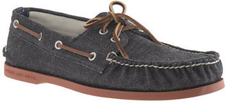 Sperry for J.Crew Authentic Original 2-eye boat shoes in denim