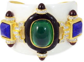 Kenneth Jay Lane Heirloom Bracelet