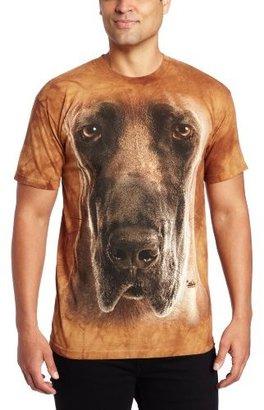 The Mountain Men's Great Dane Face T-Shirt